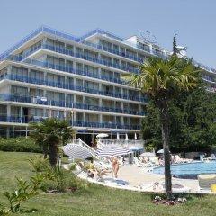 Отель Perla Болгария, Варна - 2 отзыва об отеле, цены и фото номеров - забронировать отель Perla онлайн вид на фасад фото 2