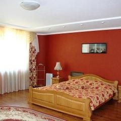 Гостиница Саратовская 3* Люкс с различными типами кроватей