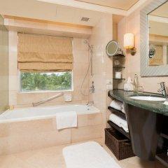 Отель Shangri-La's Mactan Resort & Spa 5* Люкс с различными типами кроватей фото 3
