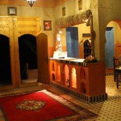 Отель Kasbah Azalay Merzouga Марокко, Мерзуга - отзывы, цены и фото номеров - забронировать отель Kasbah Azalay Merzouga онлайн интерьер отеля фото 3