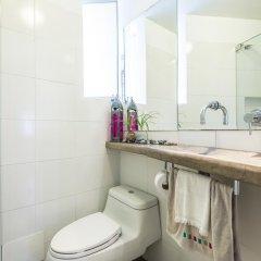 Отель Departamento Ovalo Gutierrez Miraflores ванная