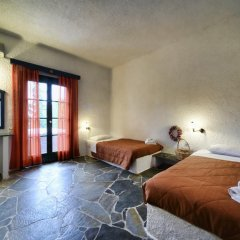 Vagia Hotel Стандартный номер с различными типами кроватей фото 27