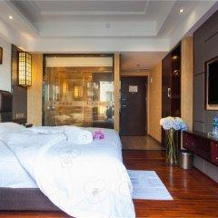 Guangzhou Wellgold Hotel 3* Номер Делюкс с различными типами кроватей фото 2