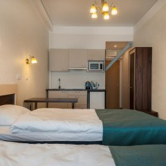 Апартаменты Pirita Beach & SPA Студия с различными типами кроватей фото 17