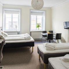 Отель Castle House Inn 2* Стандартный номер с различными типами кроватей (общая ванная комната) фото 28
