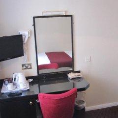 Mabledon Court Hotel 3* Стандартный номер с различными типами кроватей фото 5