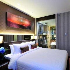 Отель The Continent Bangkok by Compass Hospitality 4* Номер категории Премиум с различными типами кроватей фото 45