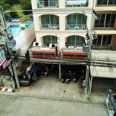 Отель Samal Guesthouse 2* Стандартный номер с различными типами кроватей фото 3