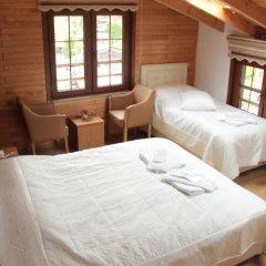Ayder Umit Otel 3* Номер Делюкс с различными типами кроватей фото 16
