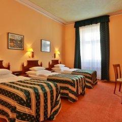Best Western Plus Hotel Meteor Plaza 4* Стандартный номер с разными типами кроватей фото 4