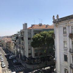 Отель Do Chile Португалия, Лиссабон - отзывы, цены и фото номеров - забронировать отель Do Chile онлайн балкон