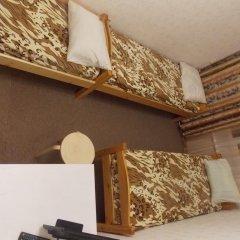 Гостиница Terem'OK na Obvodnom Стандартный номер с различными типами кроватей (общая ванная комната) фото 2