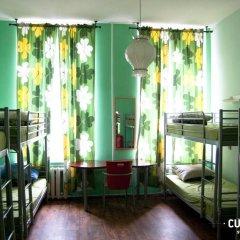 Гостиница Кубахостел Кровать в общем номере с двухъярусной кроватью фото 22