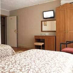 Hotel Nezih Istanbul 3* Стандартный номер с двуспальной кроватью фото 3