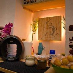 Отель Hostal La Muralla Номер категории Эконом с различными типами кроватей фото 9