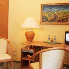 Отель Pension am Großen Garten Германия, Дрезден - 1 отзыв об отеле, цены и фото номеров - забронировать отель Pension am Großen Garten онлайн интерьер отеля фото 3