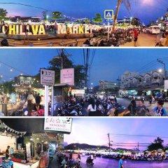 Отель MeeTangNangNon Bed&Breakfast Таиланд, Пхукет - отзывы, цены и фото номеров - забронировать отель MeeTangNangNon Bed&Breakfast онлайн приотельная территория