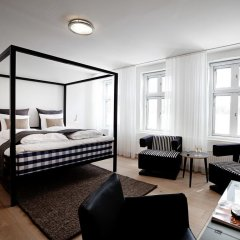 Отель City Hotel Oasia Дания, Орхус - отзывы, цены и фото номеров - забронировать отель City Hotel Oasia онлайн комната для гостей фото 2
