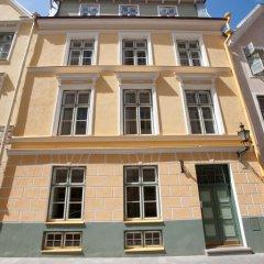 Отель Pikk 49 Residence 5* Улучшенные апартаменты с различными типами кроватей фото 14