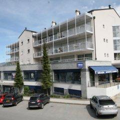 Отель Résidence Mont-calme Нендаз парковка