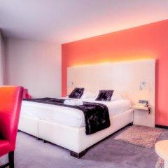 Hotel Alize Mouscron 4* Номер Делюкс с различными типами кроватей фото 3