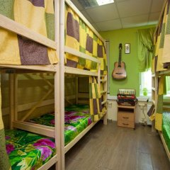 Хостел Браво Кровать в общем номере фото 10