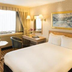 Copthorne Tara Hotel London Kensington 4* Улучшенный номер с различными типами кроватей фото 6