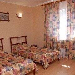 Гостиница Альпийский двор 3* Стандартный номер с 2 отдельными кроватями фото 2
