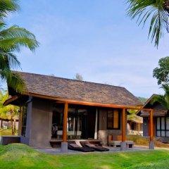 Отель Twin Lotus Koh Lanta 4* Вилла с различными типами кроватей фото 18
