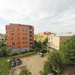 Апартаменты Как Дома на Красной парковка