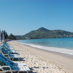 Отель The Club Residence By Palmaris пляж