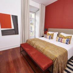 Отель Martinhal Lisbon Chiado Family Suites 5* Улучшенные апартаменты с различными типами кроватей фото 7