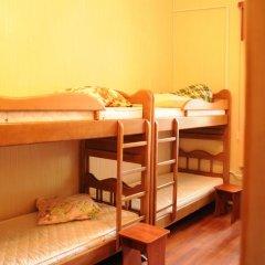 Star Hostel Кровать в общем номере с двухъярусной кроватью фото 2