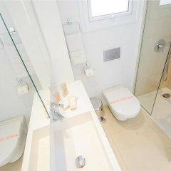 Отель Oceanview Villa 100 Кипр, Протарас - отзывы, цены и фото номеров - забронировать отель Oceanview Villa 100 онлайн ванная фото 2