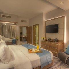 Отель Landmark Amman Hotel & Conference Center Иордания, Амман - отзывы, цены и фото номеров - забронировать отель Landmark Amman Hotel & Conference Center онлайн комната для гостей фото 5