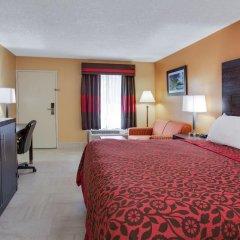 Отель Days Inn by Wyndham Sarasota Bay 2* Стандартный номер с различными типами кроватей фото 6