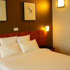 Отель Siloso Beach Resort, Sentosa 3* Номер Делюкс с двуспальной кроватью фото 4