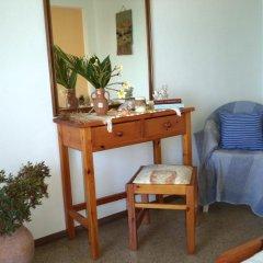 Апартаменты Antonios Apartments Пляж Стегна удобства в номере