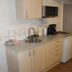 Апартаменты Odense Apartments Студия с различными типами кроватей фото 12