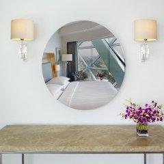 Отель Andaz Capital Gate Abu Dhabi - A Concept By Hyatt 5* Представительский люкс