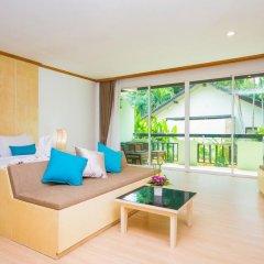 Phuket Island View Hotel 3* Семейный номер Делюкс с двуспальной кроватью фото 5