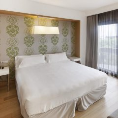 Отель Wyndham Rome Midas 4* Улучшенный номер с различными типами кроватей фото 3