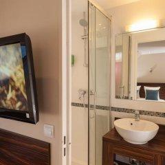 The Originals Hotel Paris Montmartre Apolonia (ex Comfort Lamarck) 3* Стандартный номер с различными типами кроватей фото 5