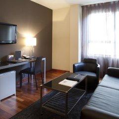 AC Hotel Avenida de América by Marriott 3* Улучшенный номер с двуспальной кроватью фото 3