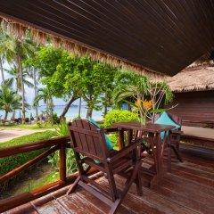 Отель Palm Leaf Resort Koh Tao 3* Бунгало Делюкс с различными типами кроватей фото 14