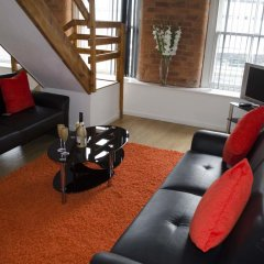 Апартаменты City Stop Manchester Apartments Апартаменты с различными типами кроватей фото 5