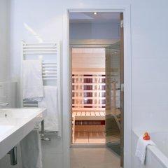 Thon Hotel EU 4* Стандартный номер с различными типами кроватей фото 4