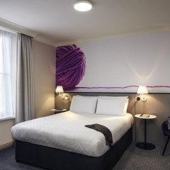 Mercure Exeter Rougemont Hotel 3* Стандартный номер с различными типами кроватей фото 3
