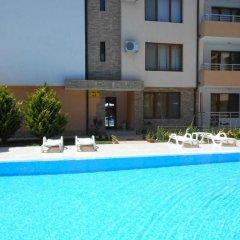 Отель Chaika 88 Apartment Болгария, Солнечный берег - отзывы, цены и фото номеров - забронировать отель Chaika 88 Apartment онлайн бассейн фото 3