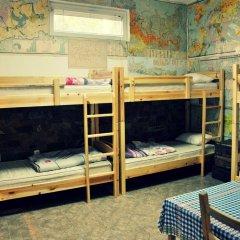 10 Coins Hostel Кровать в общем номере с двухъярусной кроватью